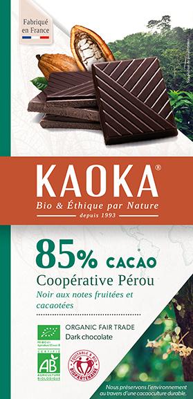 cacao-85-chocolat-noir-perou-bio-equitable-kaoka