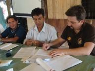 Kaoka-signe-convention-coopérative-au-Pérou