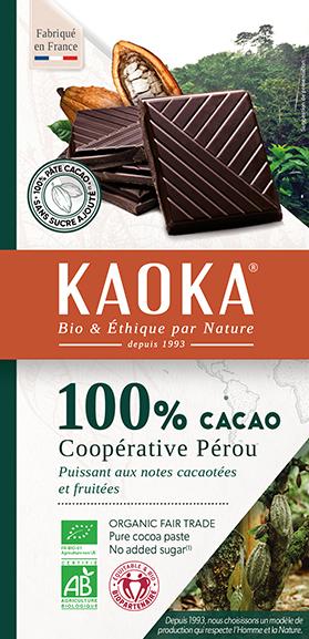 cacao-100-chocolat-pure-pate-bio-equitable-kaoka