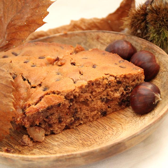 L'Ardéchois, Moelleux Châtaignes & Pépites de Chocolat